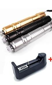 Laser Verde-Tipo caneta- deLiga Alumínio
