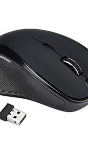 2.4ghz 2400 ppp bouton ajustable sans fil souris optique de souris usb 2.0 récepteur pour pc portable bureau