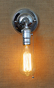 CXYlight Ρουστίκ / Εξοχικό Λαμπτήρες τοίχου Μέταλλο Wall Light 110V / 110-120 V / 220-240 V 60W