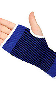 100% Cotton Knit Wrist Guard Palm Gauntlets of Sports and Fitness Training Health Thermal Protectors 1PC