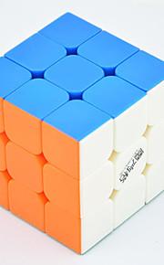 Rubiks terning QI YI LEISHENG 120 3*3*3 Let Glidende Speedcube Magiske terninger Puslespil Terning Professionelt niveau Hastighed