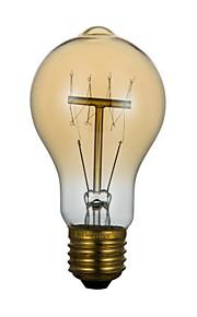 E27 60w Incandescent Light Bulbs American Classic Retro Nostalgia