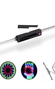 자전거 빛 조명 바퀴 등 LED 싸이클링 방수 슈퍼 라이트 루멘 배터리 사이클링