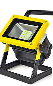 Lanternas e Luzes de Tenda LED 2000 lm 1 Modo LED Controle de Ângulo Emergência Super Leve Campismo / Escursão / Espeleologismo Uso