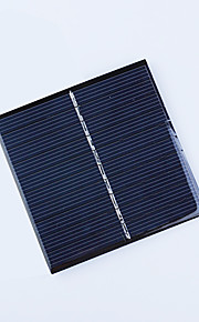Crab Kingdom  DIY Small Toy Making Materials 5V Solar Panel Regulator 160mA Power  1piece