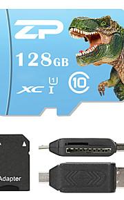 ZP 128GB MicroSD Class 10 80 Other Meerdere in een kaartlezer Micro SD-kaartlezer SD-kaartlezer ZP-1 USB 2.0