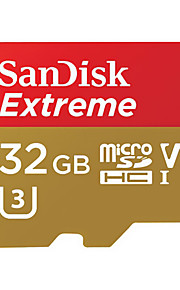 Sandisk 32GB Micro SD Card TF Card memory card UHS-I U3 Class10 V30 EXTREME