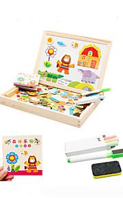 Brinquedo Educativo Quebra-Cabeça Brinquedos Crianças 1 Peças