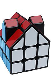 Rubiks terning Alien Let Glidende Speedcube Magiske terninger Puslespil Terning Glat klistermærke Hus Gave Unisex