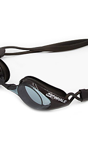 Swimming Goggles Silica Gel PC Pink Light Gray Silver Light Gray Light Green Light Pink Light Blue