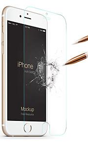 Displayschutzfolie Apple für iPhone 7 Hartglas 1 Stück Vorderer Bildschirmschutz Anti-Fingerprint Ultra dünn Explosionsgeschützte 2.5D