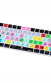 XSKN® Premiere Pro CC Shortcut Silicone Keyboard Skin for Magic Keyboard 2015 Version (US/EU Layout)