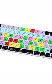 XSKN® Photoshop CC Shortcut Silicone Keyboard Skin for Magic Keyboard 2015 Version (US/EU Layout)