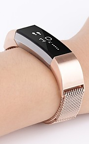 Watch Band for Fitbit Alta Fitbit Milanese Loop Stainless Steel Wrist Strap