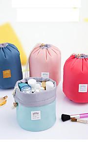 Toalettveske til reisen Kosmetikk Veske Bagasjeorganisator Vanntett Bærbar Sammenleggbar Reiseoppbevaring til Klær Nylon 23*17 Dame Reise
