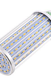 YWXLIGHT® 1 개 60W 5900-6000 lm E26/E27 LED 콘 조명 E27 / E14 160 LED가 SMD 5730 장식 LED 조명 따뜻한 화이트 내추럴 화이트 2800-3200/4000-4500 케이 AC 85-265 V