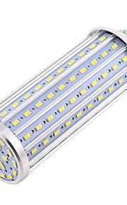 YWXLIGHT® 1 개 45W 4400-4500 lm E26/E27 LED 콘 조명 E27 / E14 140 LED가 SMD 5730 장식 LED 조명 차가운 화이트 6000-6500 케이 AC 85-265 V