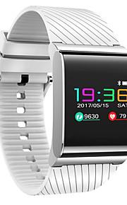 Умный браслет для iOS / Android Пульсомер / Измерение кровяного давления / Израсходовано калорий / Длительное время ожидания / Сенсорный экран / Защита от влаги / Педометр / Напоминание о звонке