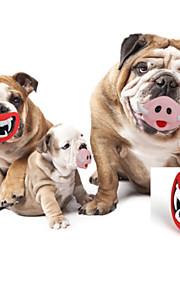 Brinquedos de Morder para Gatos Brinquedos de Morder para Cachorros Lábios Borracha Para Cachorro Cachorrinho