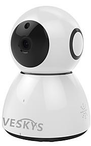 VESKYS® 2.0MP 1080P HD Wifi Security Surveillance IP Camera Cloud Storage Two Way Audio Remote Monitor