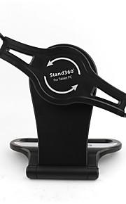 telefonhållare monterad bil 360 ° rotation abs för tablett ipad mounts& hållare