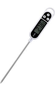 """1.5"""" Screen Long Probe Digital Electronic Cooking Thermometer Temperature Meter Food Feeder  (1 x LR44)"""