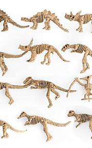 Bonecos, Figuras de ação Brinquedos Animal Plásticos Crianças 12 Peças