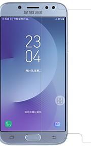 Näytönsuojat Samsung Galaxy varten J5 (2017) PET 1 kpl Näytönsuoja Tahraantumaton Naarmunkestävä Matte Ultraohut