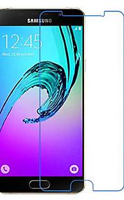 Vetro temperato Proteggi Schermo per Samsung Galaxy A5(2016) Proteggi-schermo frontale Alta definizione (HD) Durezza 9H Estremità