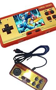 3.0 классический ретро портативный игровой плеер детская игровая консоль встроенная 638 классических игр с флэш-памятью бесплатный