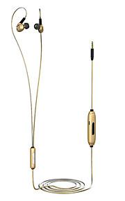 da62g w uchu słuchawki przewodowe dynamiczny sport ze stopu aluminium&fitness słuchawki z mikrofonem z zestawem słuchawkowym