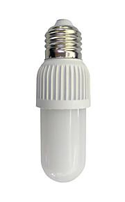 6W E27 LED-kornpærer T 34 leds SMD 2835 Varm hvit Hvit 480lm 3000/6000K AC 220-240V