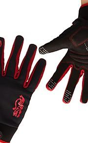 Sports Gloves Men's Women's Cycling Gloves Winter Bike Gloves Multifunction Full-finger Gloves Lycra Winter Gloves Cycling Gloves/Bike