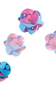 Legetøj Stresslindrende legetøj Legetøj Nyhed Oprulleligt kabel Stress og angst relief Indtrækkelig Farveskiftende Kreativ Børne Stk.