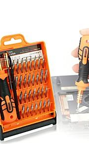 strumento di riparazione del telefono pc 33 in 1 set di cacciaviti disassemblare gli strumenti di riparazione dell'apertura elettronica