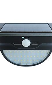 brelong 37led sollys. solenergi induksjon veggen lampe. hage lampe. nattlys. solvegglampe