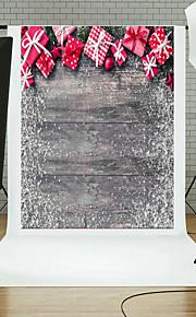 foto baggrunde 5x7ft vinyl smukke jul tegning fotografering baggrunde