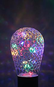 1pc ywxlight® e27 16led 6,0 4 farger ledet lysstrenglampe baller for xmas fairy holidayac 85-265v