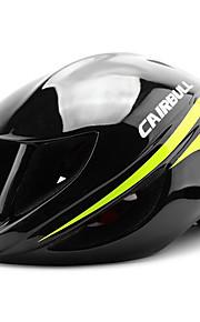 Горные / Half Shell-Универсальные-Велосипедный спорт-шлем(Белый / Зелёный / Красный / Чёрный / Синий,Поликарбонат / Пенополистирол)12