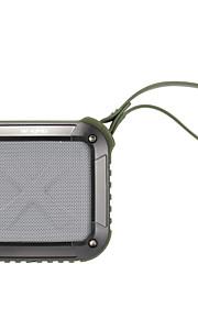 야외 방수 미니 휴대용 NFC 블루투스2.1 무선 블루투스 스피커 클로버