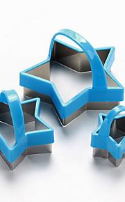 Plätzchen-Werkzeuge Neuheit Herzförmig Plätzchen Kunststoff Leben