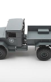 Fjernstyret bil WPLB-14 2.4G 4WD Højhastighed Driftbil Klatring Bil Buggy (Offroader) KM / H Fjernbetjening Genopladelig Elektrisk
