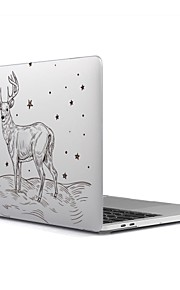 MacBook Case for Frosted Christmas Plastic Material New MacBook Pro 15-inch New MacBook Pro 13-inch Macbook Pro 15-inch MacBook Air