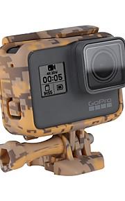 Antichoc Cadre standard Extérieur Antichoc Case antichoc Pour Caméra d'action Gopro 6 Gopro 5 Cyclisme en Montagne Camping / Randonnée