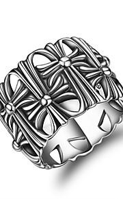 Dame Båndringe Sej Mode Geometrisk form Smykker Til Anden Gade