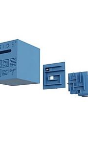 rubiks kube glat hastighed terning kontor skrivebord legetøj stress og angst relief magic terning pædagogisk legetøj stress relievers