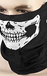 ZIQIAO Motorcycle Skull Face Mask Outdoor Sport Cycling Bike Motorbike Mask