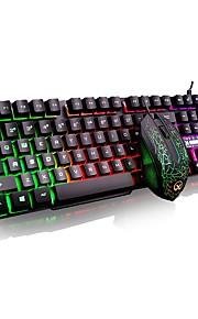 G160 MINI Luminous gaming keyboard&mouse