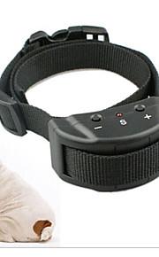 Cachorro Coleira anti-latido Ultrasónico Treinador Portátil anti Bark Controle de Voz Fácil de Instalar