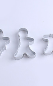 Plätzchen-Werkzeuge Neuheit Plätzchen Edelstahl Festigkeit